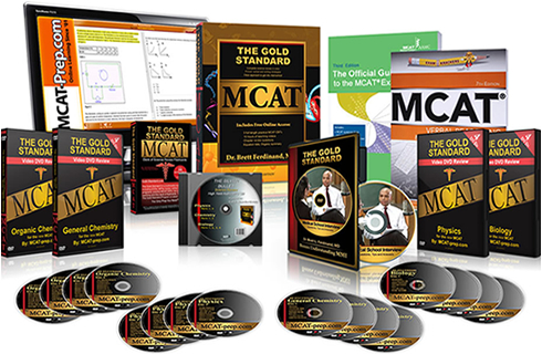 MCAT CBT Study Package and Course
