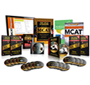 MCAT Complete Book Package