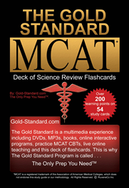 MCAT CBT Flashcards