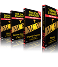 All 16 MCAT Video DVDs